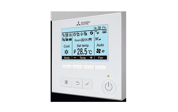 Mitsubishi Electric Trådbunden fjärrkontroll PAR-40MAA-J