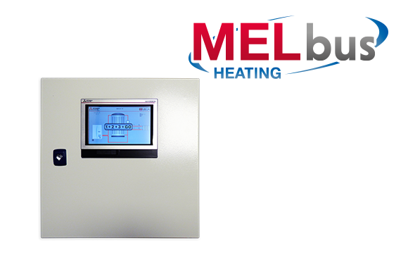 Mitsubishi Electric melbus-heating