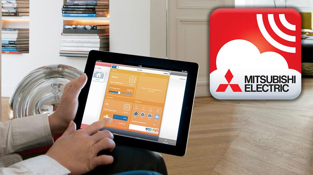 Mitsubishi Electric melcloud-wifi-app