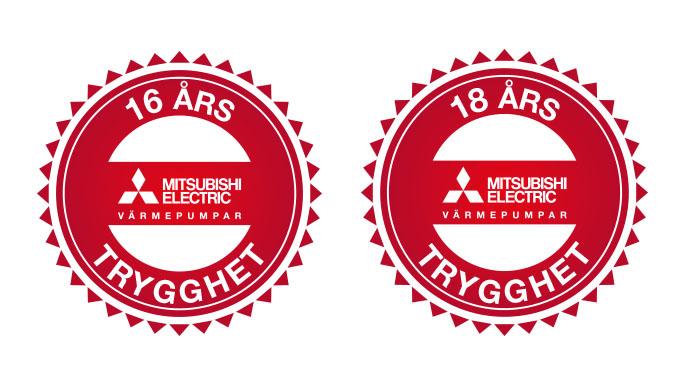 Mitsubishi Electric Trygghetsförsäkring privat