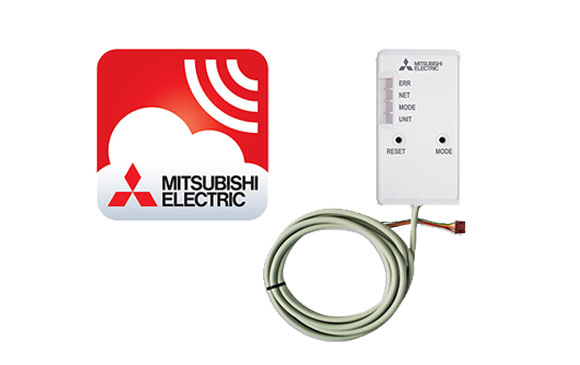 Mitsubishi Electric wifi-interface