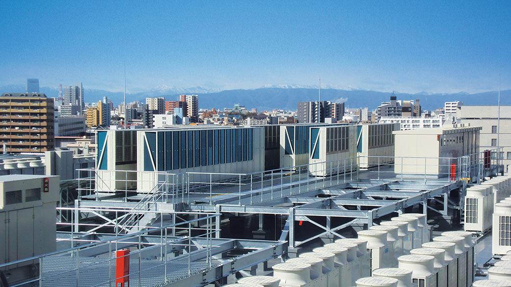 Mitsubishi Electric Utbildning Fastighetsanläggningar