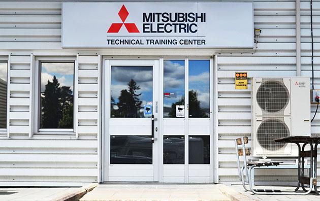 Mitsubishi Electric melsmart-training-center